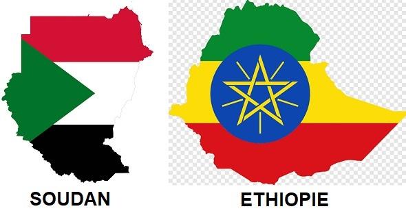 Éthiopie/Soudan : Affrontement militaire à la frontière entre Addis-Abeba et Khartoum.