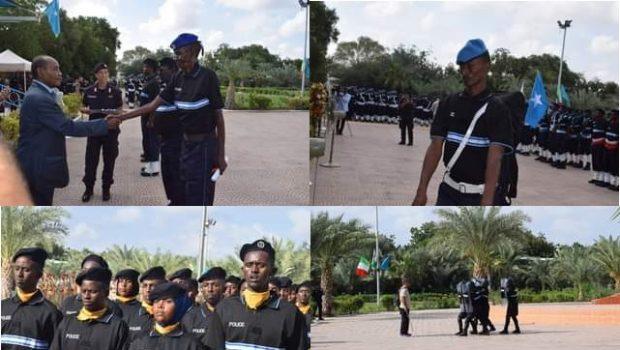 Djibouti/Somalie : Des policiers somaliens formés à Djibouti ont été retirés de la sécurité à Mogadiscio…