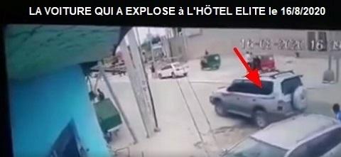 Djibouti/Somalie : Les premiers éléments de l'enquête de l'attentat terroriste du 16 aout 2020 révèlent…