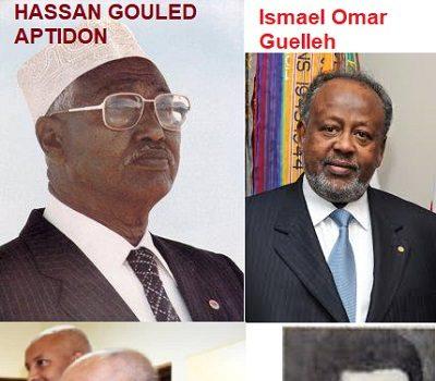 Djibouti/attentat de l'Historil : Gouled, Guelleh et Adouani, les commanditaires et exécutant de l'attentat terroriste de 1987 à Djibouti.
