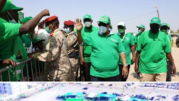 Djibouti : Les meetings claniques d'Ismael Omar Guelleh et son vaccin chinois qui tue.